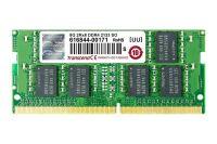 Memoire TRANSCEND JetRam SODIMM DDR4 PC4-17000/2133MHz 8Go