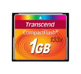 TRANSCEND Carte Compact Flash 133x - 1Go