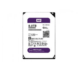 DD 3.5'' SATA III WESTERN DIGITAL Purple - 8To