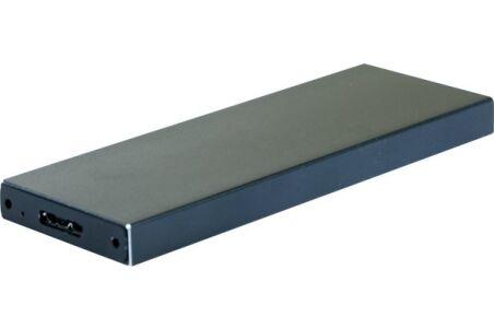 Boîtier externe USB-A 3.0 pour SSD M.2 SATA
