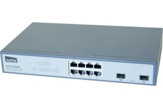 NETIS ST3310GF Switch NIV.2 8 ports Gigabit + 2 SFP