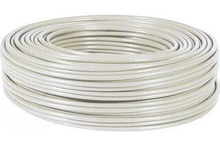 Cable multibrin CAT7 s/ftp pvc gris - 100 m