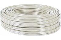 Cable multibrin CAT7 s/ftp LS0H gris - 100 m