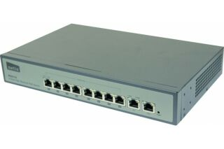 NETIS PE6110 Switch 10 ports 10/100 dont 8 PoE+ 140W
