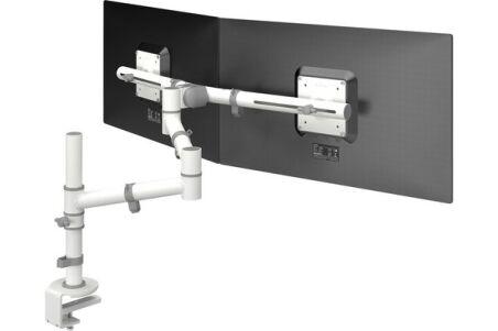 DATAFLEX Bras à fixer / pincer Viewgo 48130 - 2 écrans