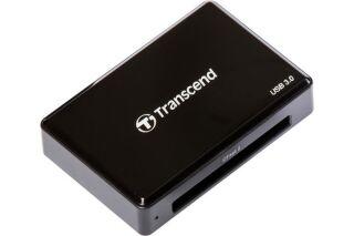 TRANSCEND TS-RDF2 Lecteur de cartes Compact Flash USB 3.0