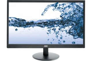 Ecran AOC Value E2270SWDN VGA/DVI - 21.5''