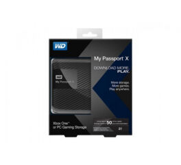 DD EXT. 2.5'' WD My Passport USB 3.0 2To - Noir