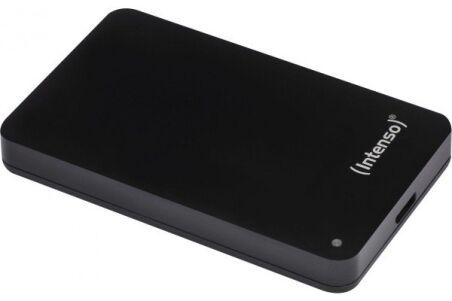 INTENSO Disque Dur Externe 2.5'' Memory Case USB 3.0 - 4 To Noir