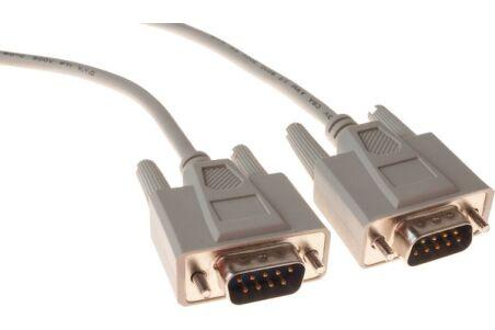 Cable moule DB9M/M 1.8M