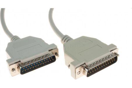 Cable assemble DB25 m/m 5M