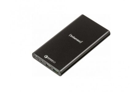 Intenso powerbank Q10000 charge rapide microUSB/2USB - noir