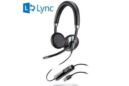 PLANTRONICS blackwire 725 casque USB PC/Mac 2 écout,
