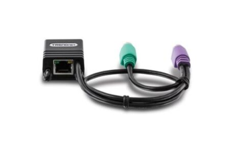 Trendnet TK-CAT5P module kvm pour serveur VGA/PS2 30M