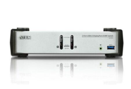Aten CS1912 switch KVM DisplayPort 1.1/USB 3.0/HP -2 ports