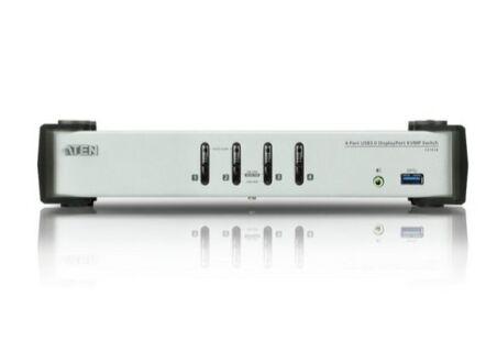 Aten CS1914 switch KVM DisplayPort 1.1/USB 3.0/HP - 4 ports