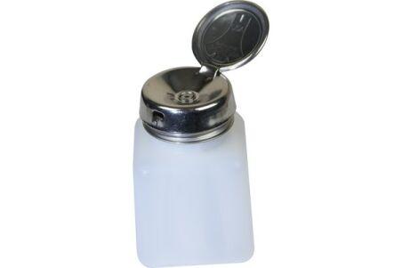 Pompe à alcool refermable
