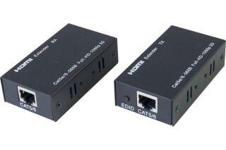 Prolongateur HDMI Full HD 60M sur 1XRJ45