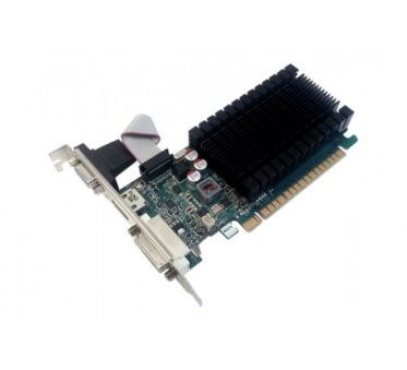 CARTE GRAPH. PNY GeForce GT 710 2Go DDR3 VGA/DVI/HDMI (LP)