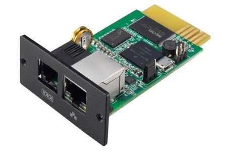 INFOSEC Carte SNMP pour onduleur E3 / E4  /E6