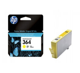 Cartouche HP CB320EE n°364 - Yellow