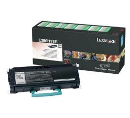 Toner LEXMARK E360H11E -  Noir