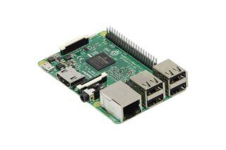 Raspberry Pi 3 Model B avec Broadcom 2837 ARMv8 64bit