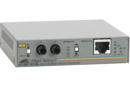 Allied AT-MC101XL convert. RJ45 - fibre 100FX st 2km