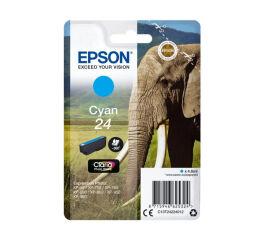 Cartouche EPSON C13T24224012 24 - Cyan