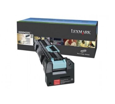 Kit photoconducteur LEXMARK X850H22G - Noir