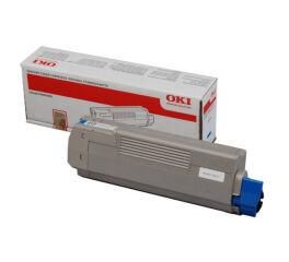Toner OKI 44315307 C600-700 - Cyan
