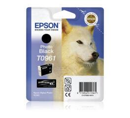 Cartouche EPSON C13T09614010 T0961 - Noir