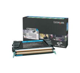 Toner LEXMARK C736H1CG C736,  X736,  X738 - Cyan
