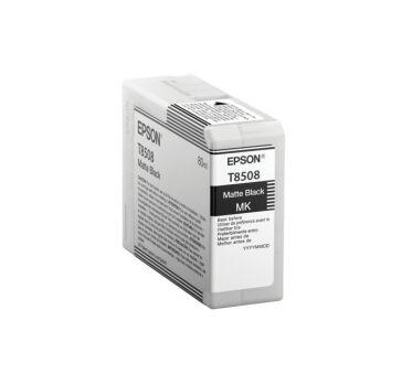 Cartouche EPSON C13T850800 T850800 - Noir UltraChrome