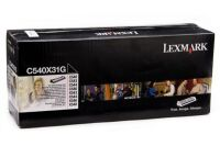 Unité développeur LEXMARK C540X31G C54X/X54X - Noir