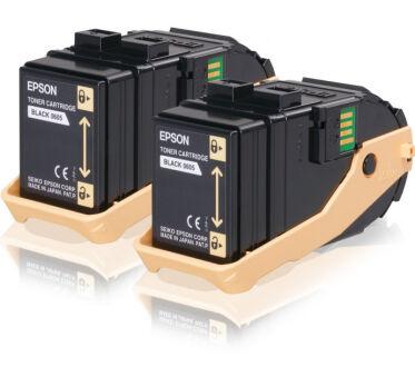 Toner EPSON C13S050609 AL-C93 - Noir