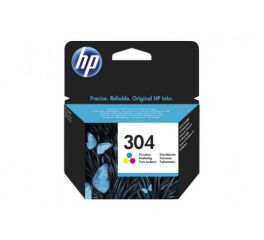 Cartouche HP N9K05AE n°304 - 3 couleurs
