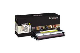 Unité developpeur LEXMARK C540X34G C54X/X54X - Yellow