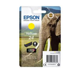 Cartouche EPSON C13T24244012 24 - Yellow