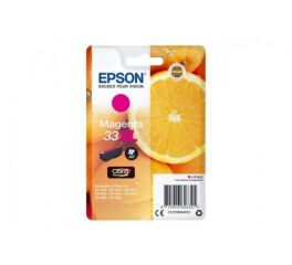 Cartouche EPSON C13T33634012 XL - Magenta
