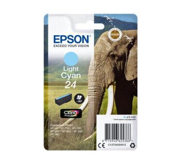 Cartouche EPSON C13T24254012 24 - Cyan