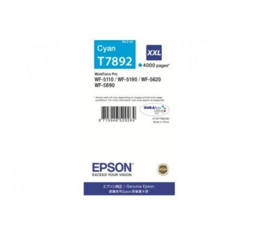 Cartouche EPSON C13T789240 T7892 - Cyan