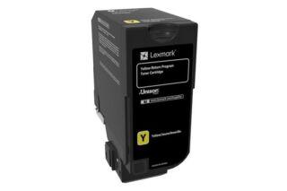 Toner LEXMARK 84C2HYE CX725 - Yellow