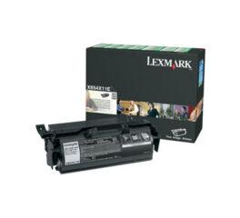 Toner LEXMARK X654X11E X654, X656, X658 - Noir