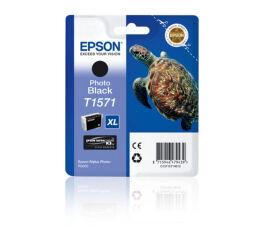 Cartouche EPSON C13T15714010 T1571 - Noir