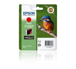 Cartouche EPSON C13T15974010 T1597 - Rouge