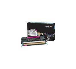 Toner LEXMARK X746A1MG X746, X748 7K - Magenta