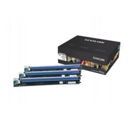 Pack de 3 toner LEXMARK C950X73G C950, X950/2/4 - couleurs