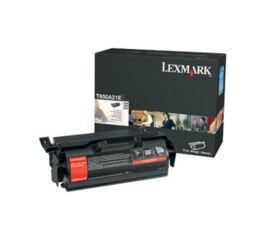 Toner LEXMARK T650A21E T65X - Noir
