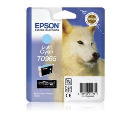 Cartouche EPSON C13T09654010 T0965 - Cyan